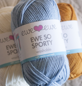 Ewe Ewe Yarns LLC Ewe Ewe So Sporty