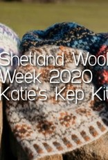 Jamieson & Smith Shetland Wool Week 2020- Katie's Kep- Kit: Light