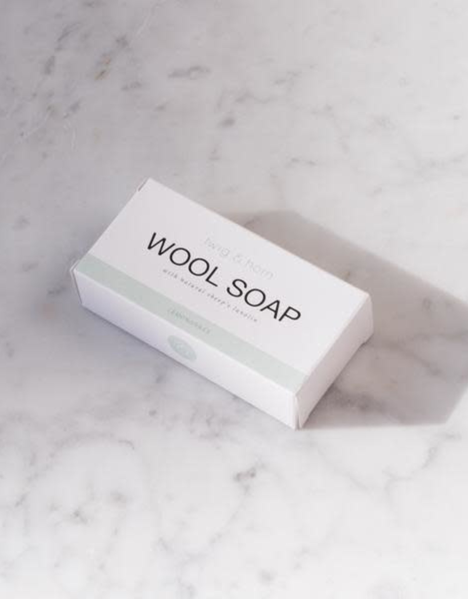 Twig & Horn Twig & Horn Wool Soap Bar
