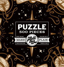 Shelli Can Shellican 500 piece Make and Mend puzzle