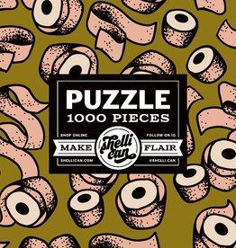 Shelli Can Shellican 1000 piece Spare a Square Puzzle
