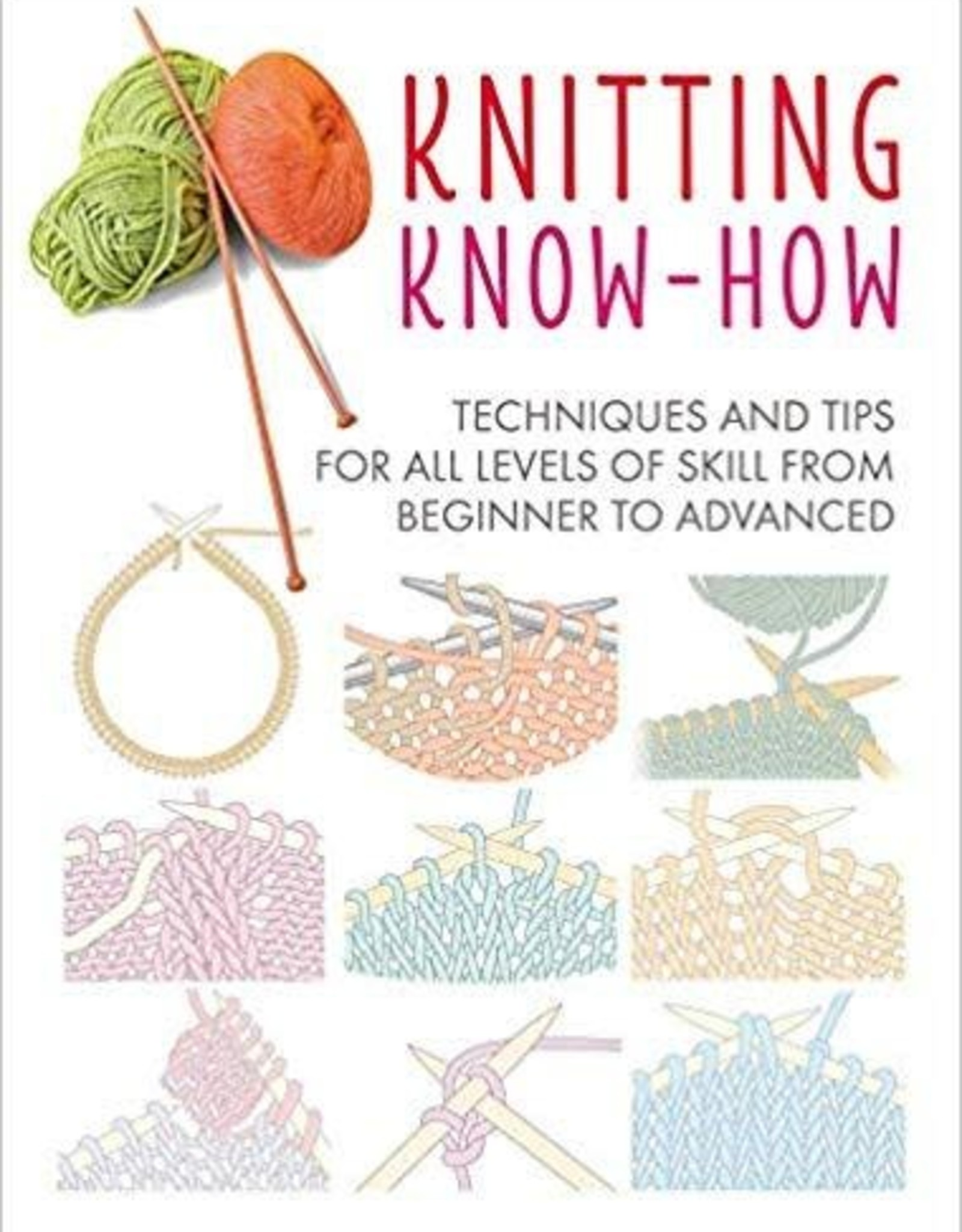 Wholesale Craft Books Easy Knitting Know-How