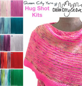 Queen City Yarn Queen City Hug Shot Kit