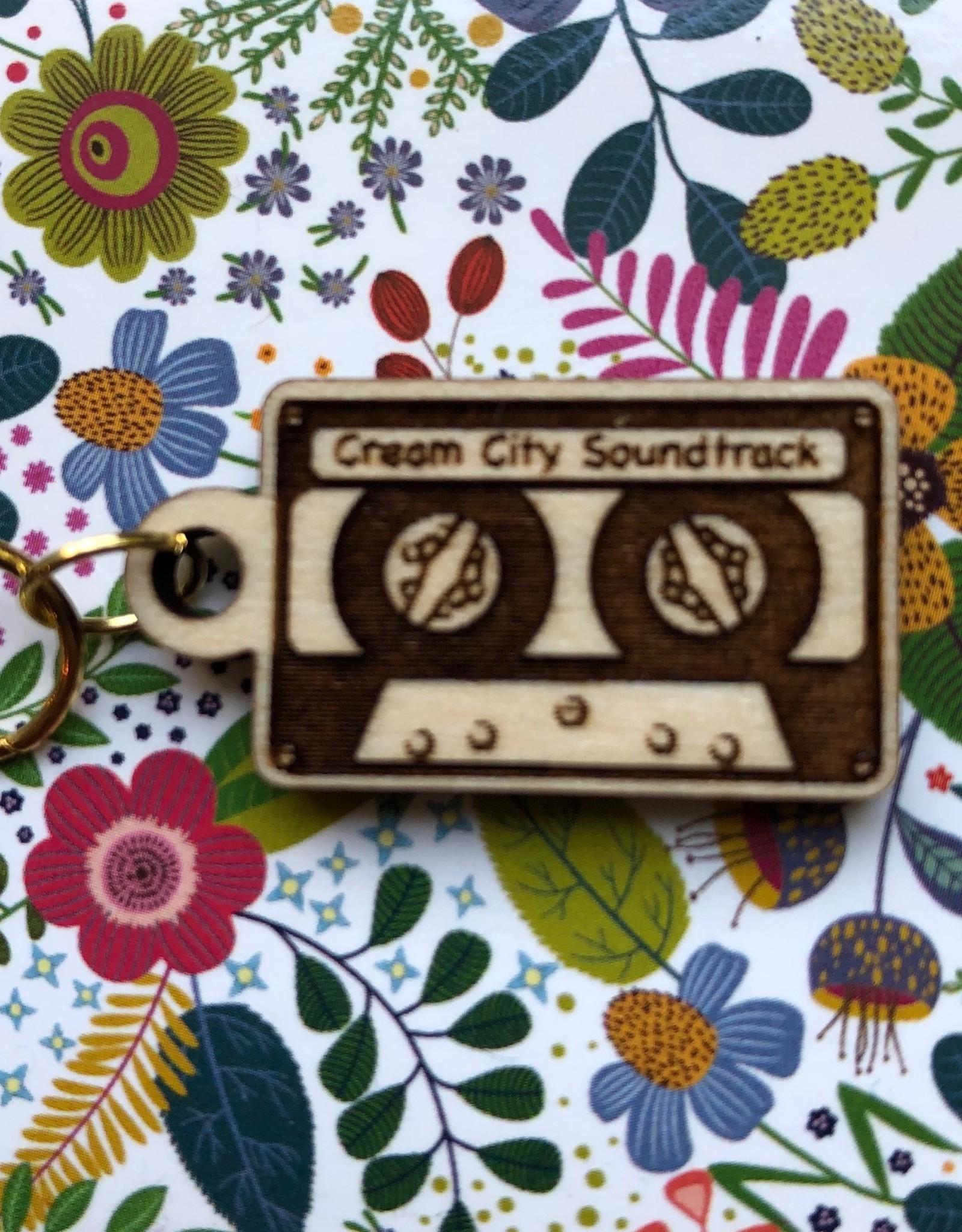 Fangirl Fibers Soundtrack Stitch Marker