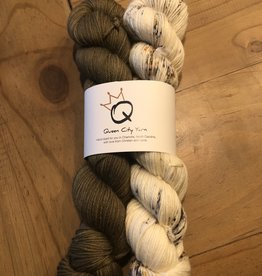 Queen City Yarn Air Hugs Shawl KIt