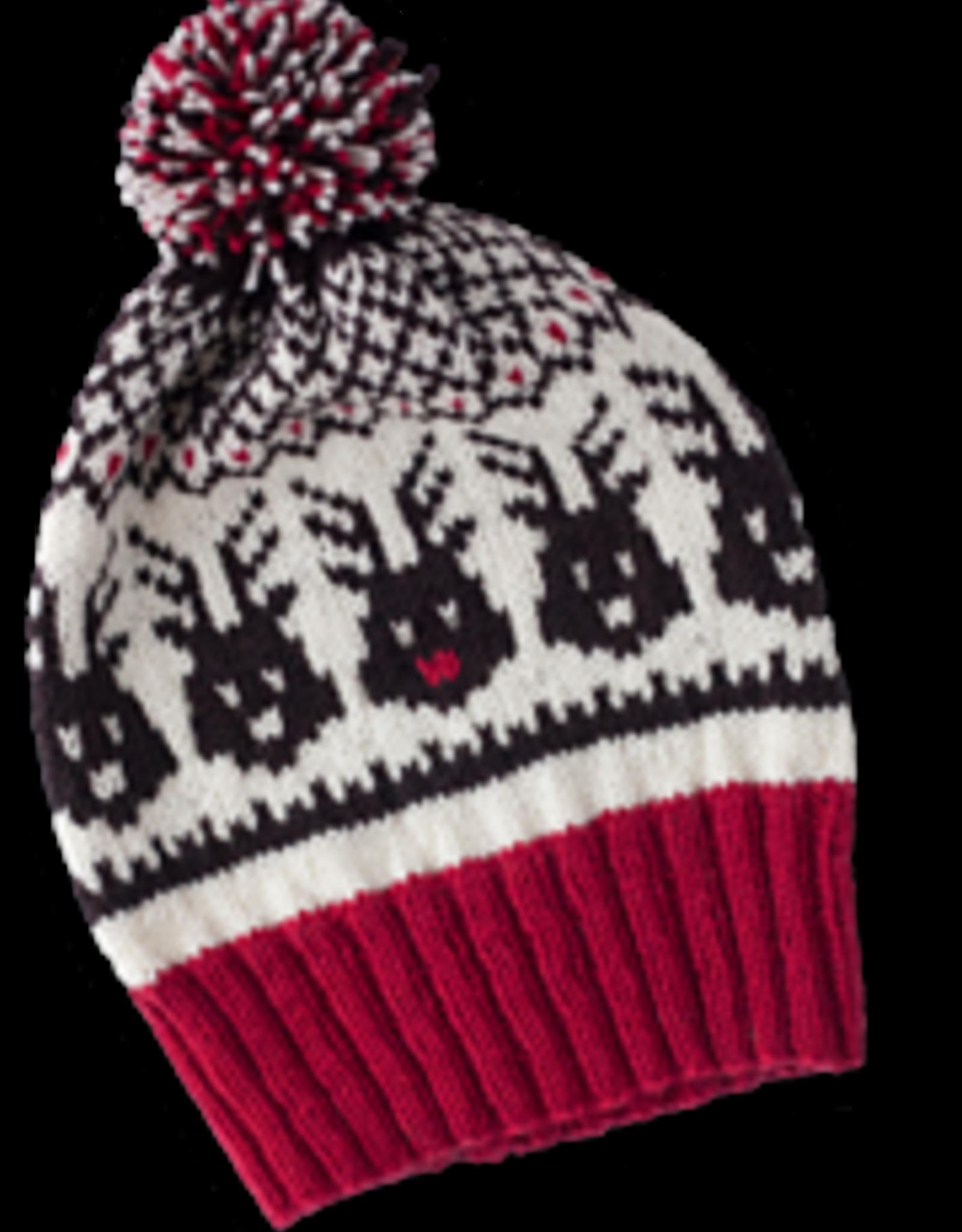 Ewe Ewe Yarns LLC Head to Sleigh Hat Kit