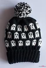 Ewe Ewe Yarns LLC Ewe Ewe Wooly Worsted Ghost Hat Kit