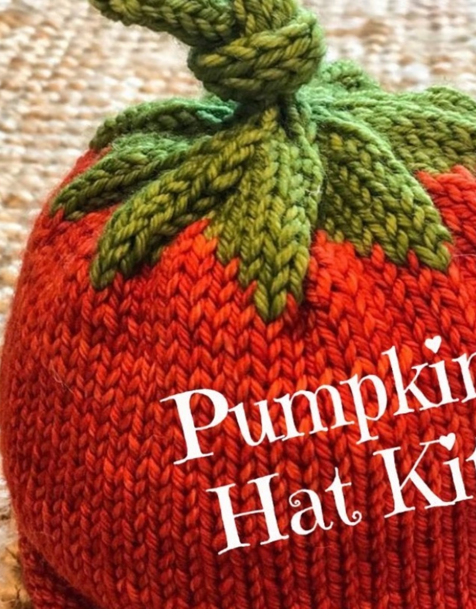 Emma's Yarn CCY-Pumpkin Hat Kit