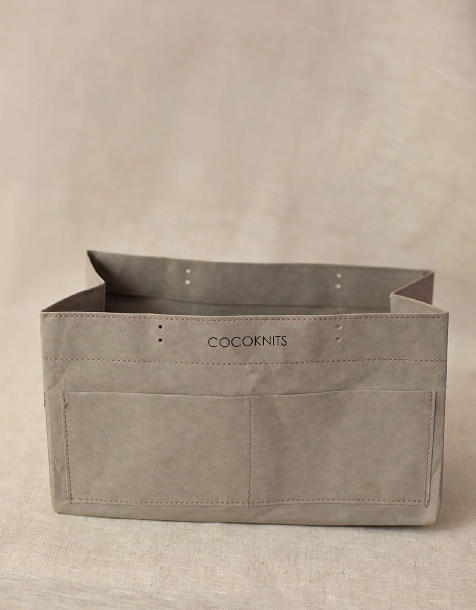 Coco Knits Coco Knits Craft Caddy with Leather Handle Kit
