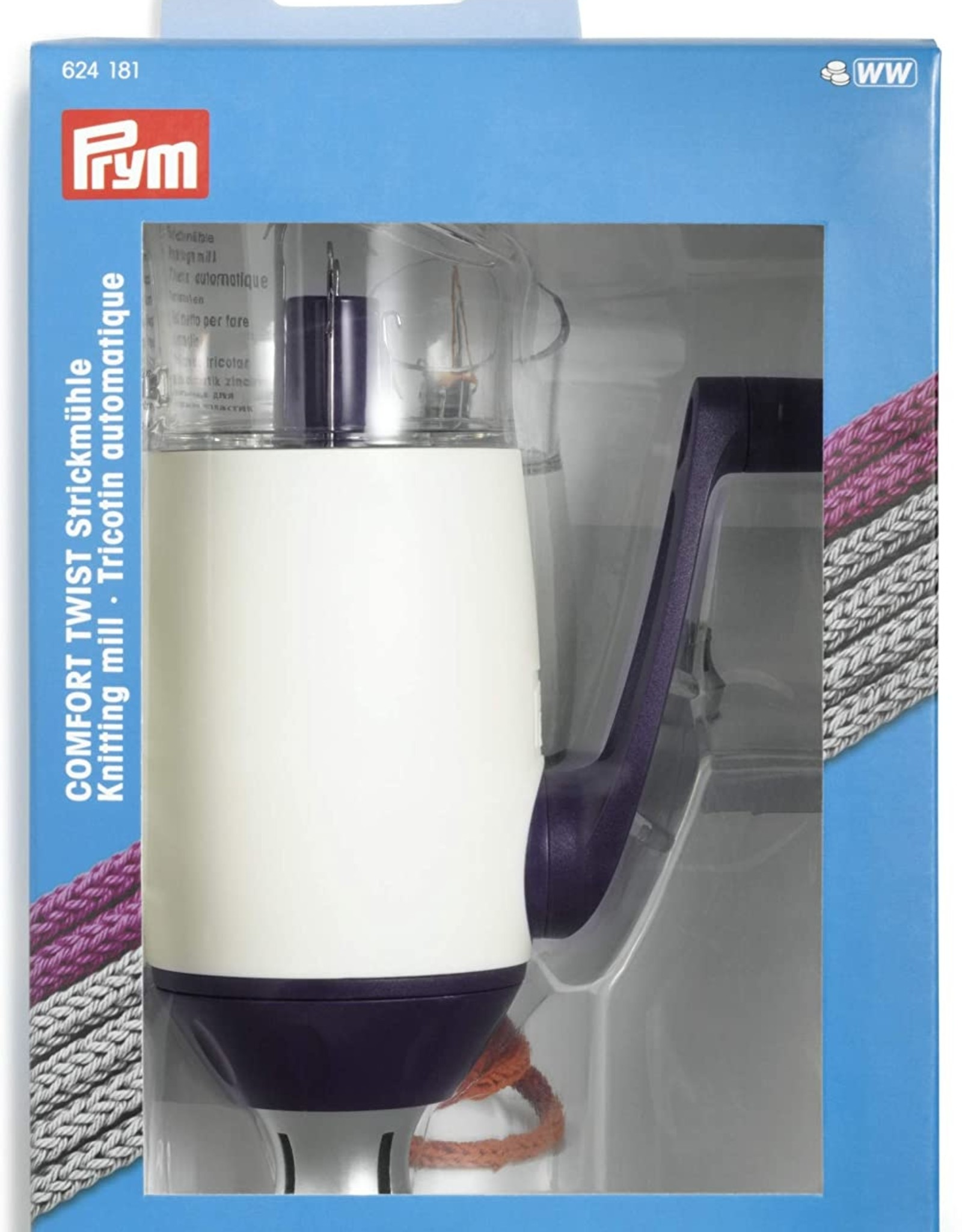 Bryson Prym Comfort Twist Knitting Mill