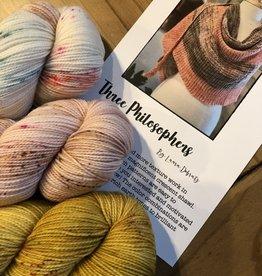 Emma's Yarn Three Philosophers Kit