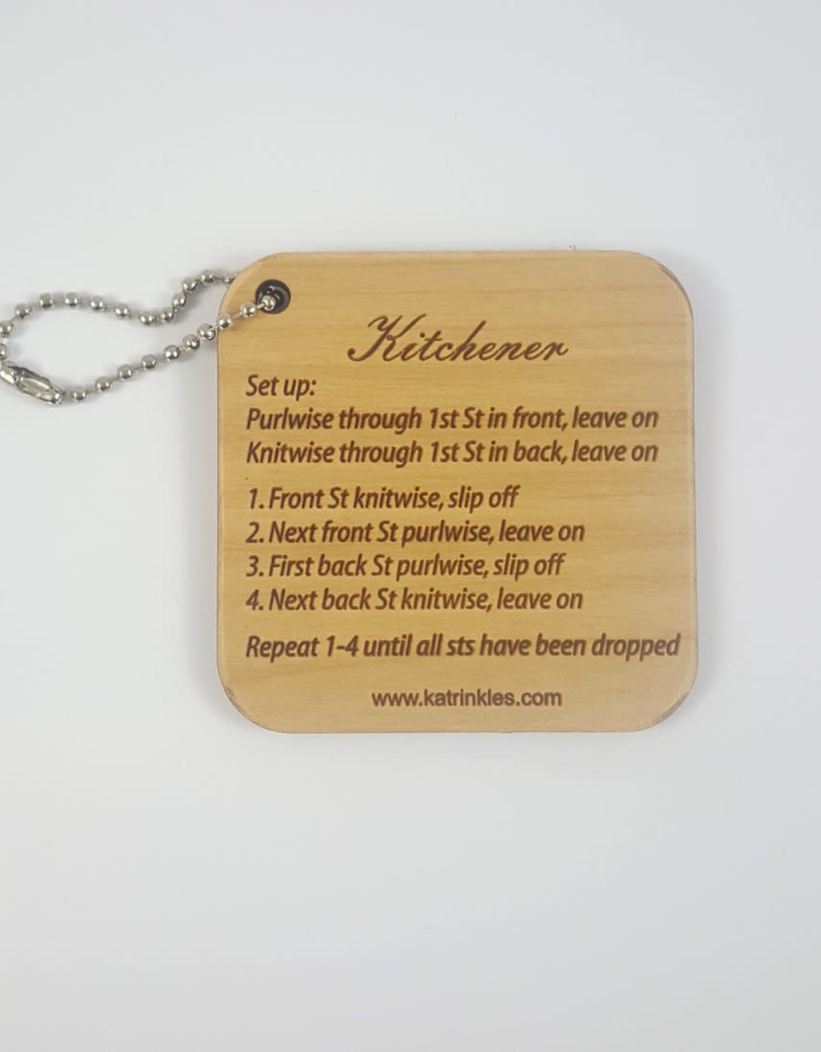 Katrinkles Katrinkles Customized Keychain
