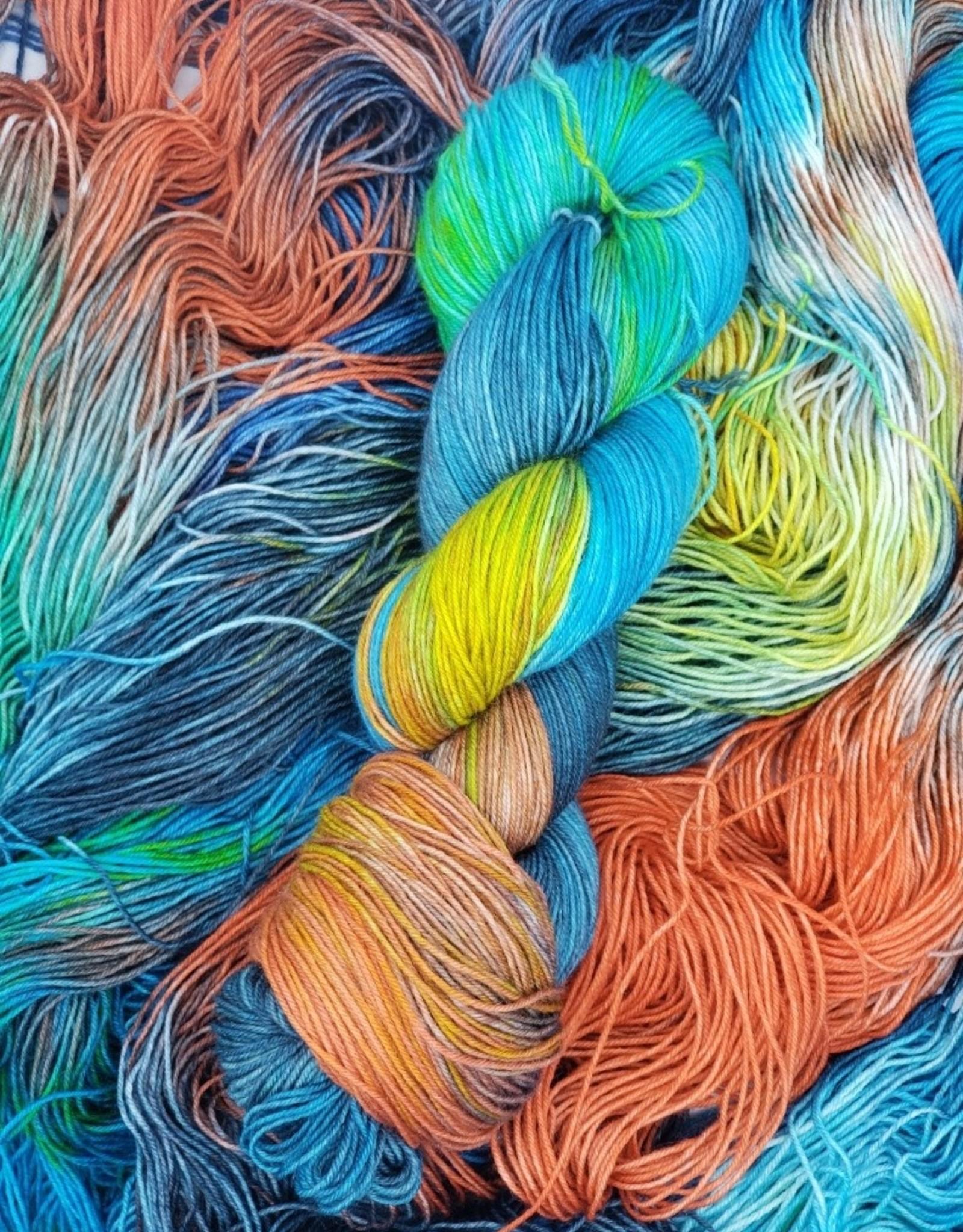 Ramen Needles Ramen Needles Sock