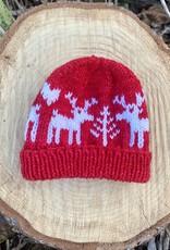 Emma's Yarn Watch For Deer Baby Hat Kit