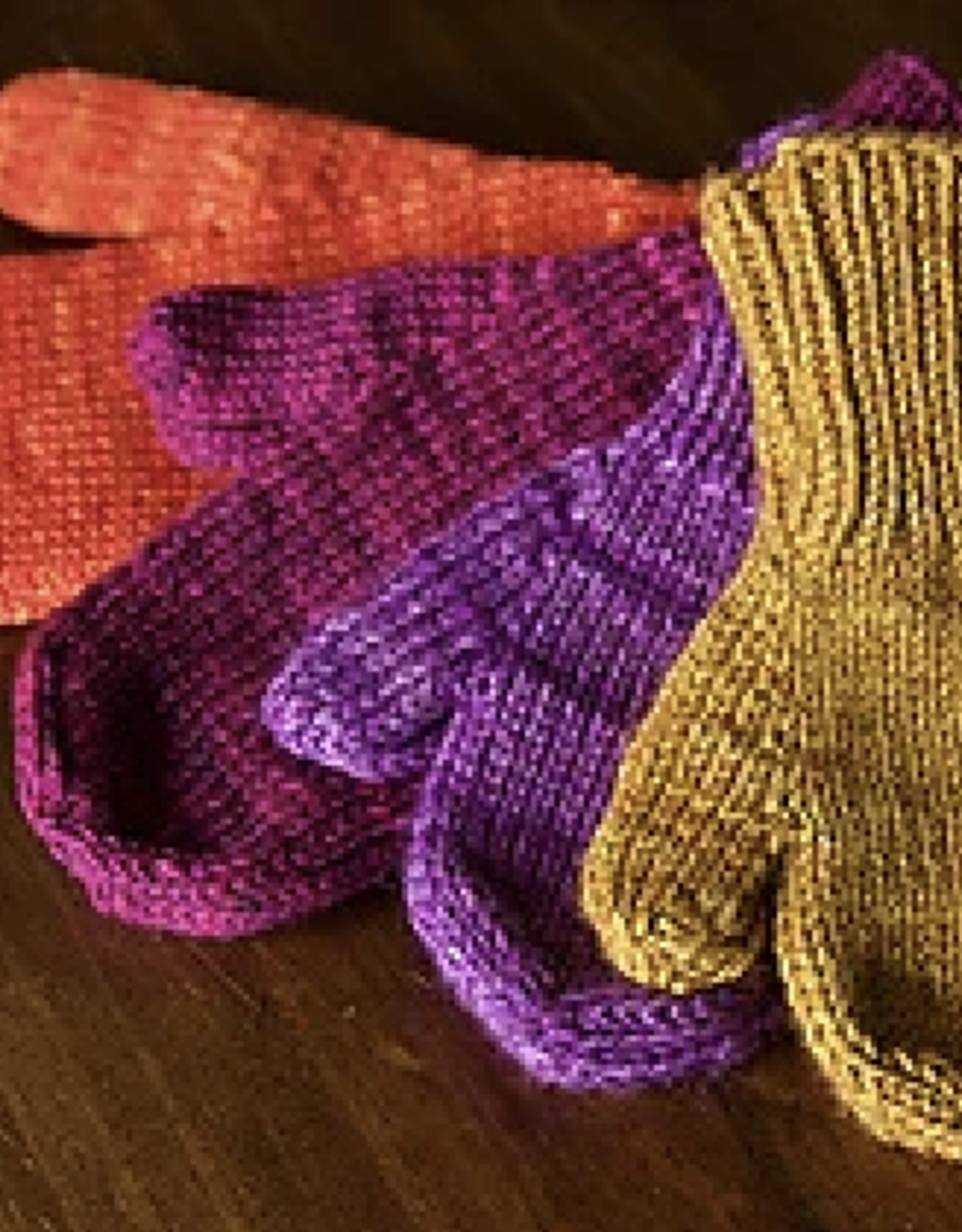 World's Simplest Mittens with Dina Rosbeck