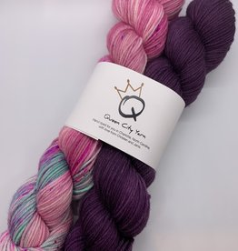Queen City Yarn 2 Color Biddleville DK Kit