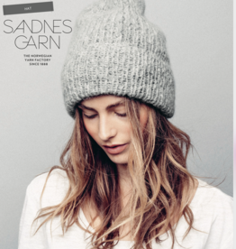 Sandnes Garn Hat Kit