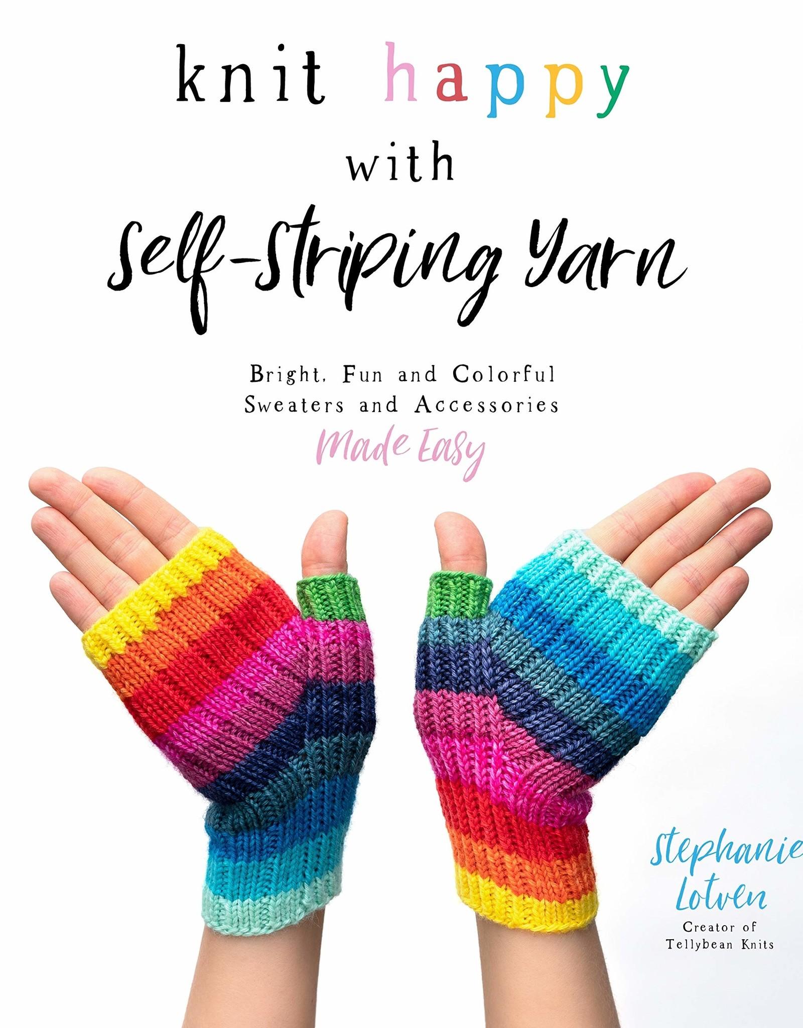Knit Happy by Stephanie Lotven
