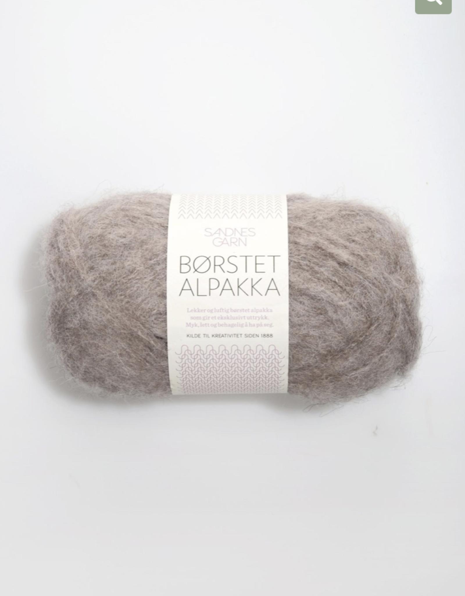 Sandnes Garn Brushed Alpakka