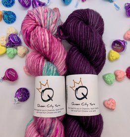 Queen City Yarn Lotus Beanie Kit
