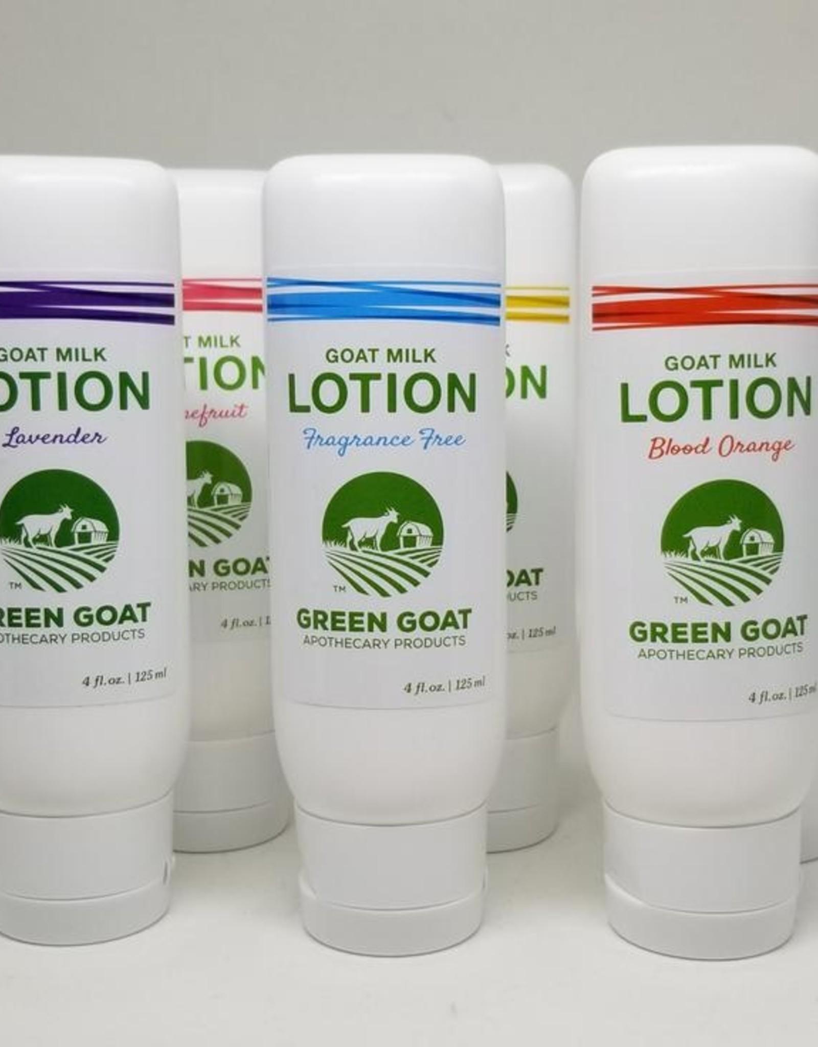 Green Goat Apothecary Green Goat Milk Lotion