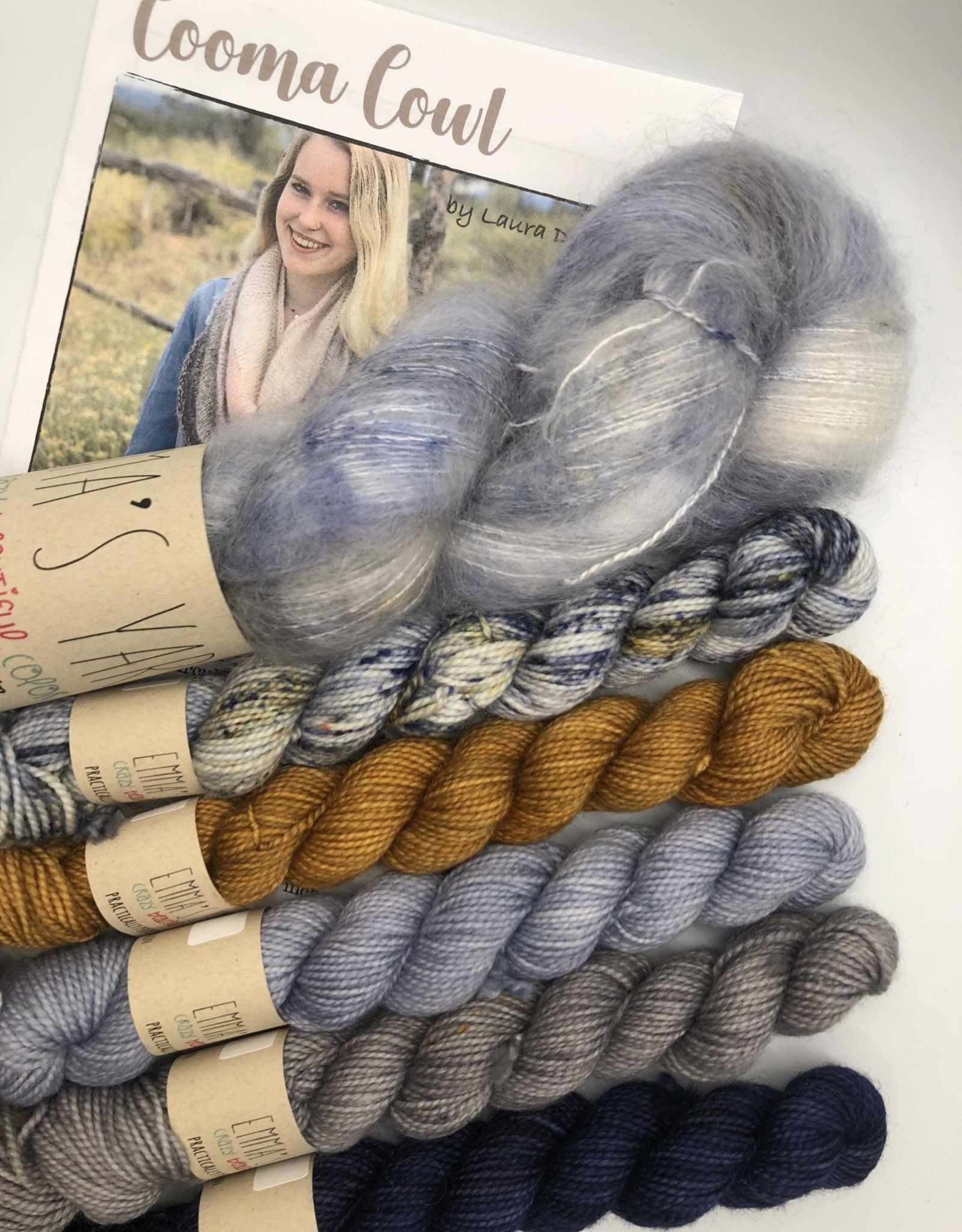 Emma's Yarn Brewers Cooma Cowl