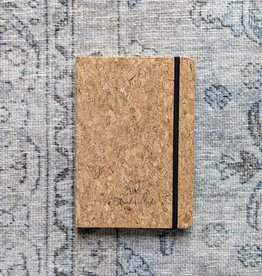 Thread and Maple Cork A5 Journal