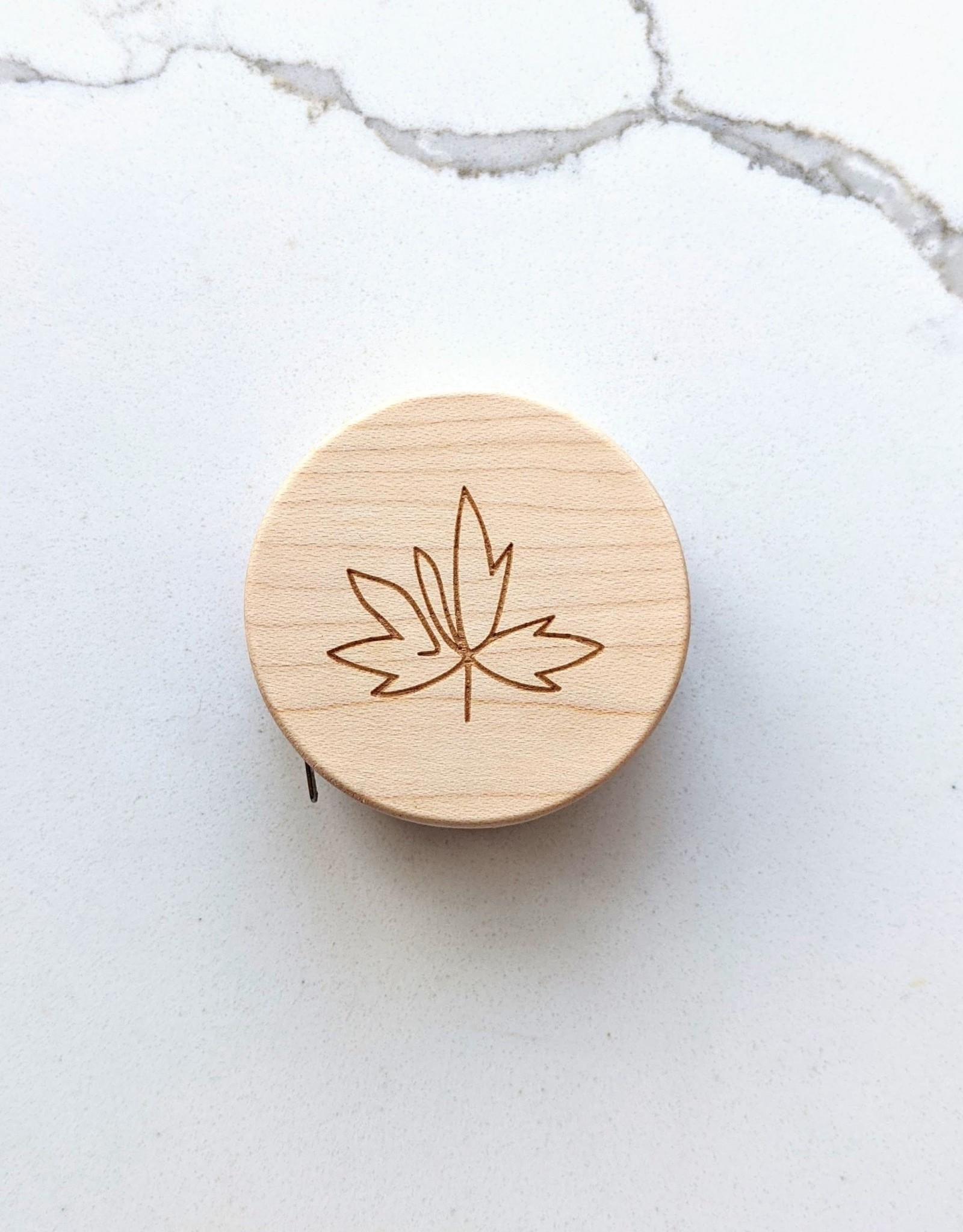 Thread and Maple Maple Tape Measure