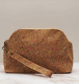 Thread and Maple Confetti Cork Project Bag