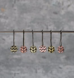 Birdie Parker Designs Carina Stitch Markers
