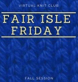Fair Isle Friday
