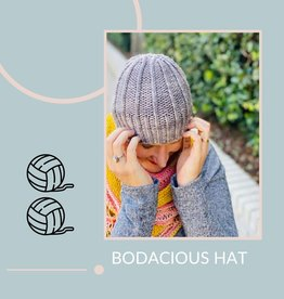Bodacious Beginning Hat with Lisa