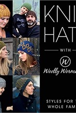 Knit Hat with Woolly Wormhead