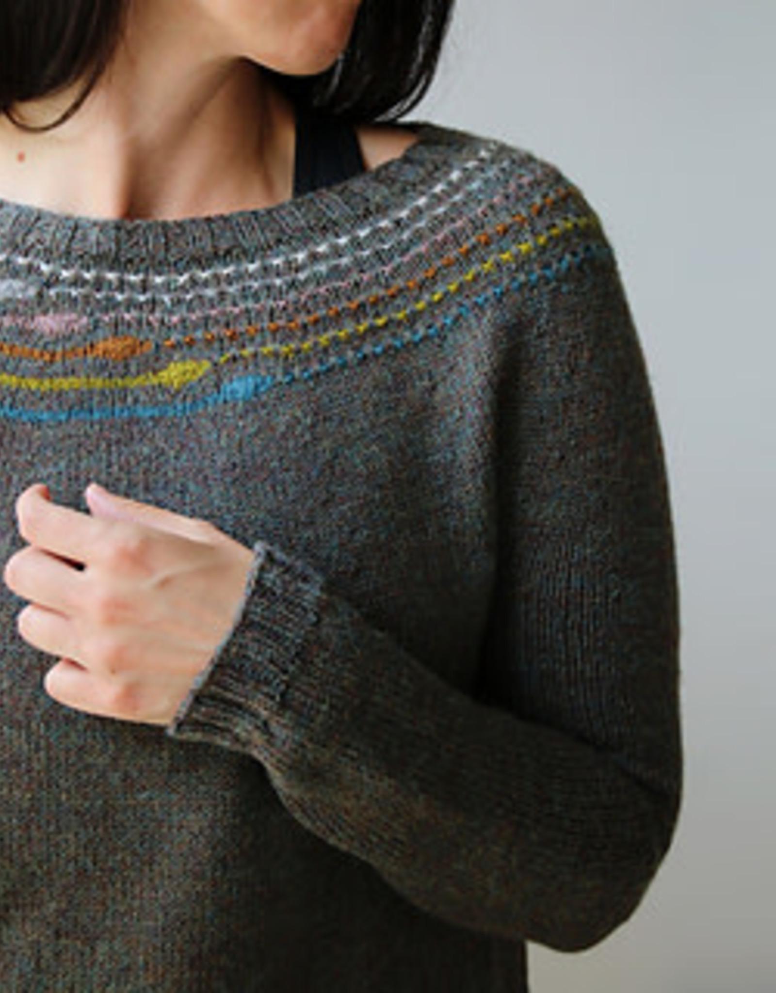 The Fibre Company Planetary Sweater Kit