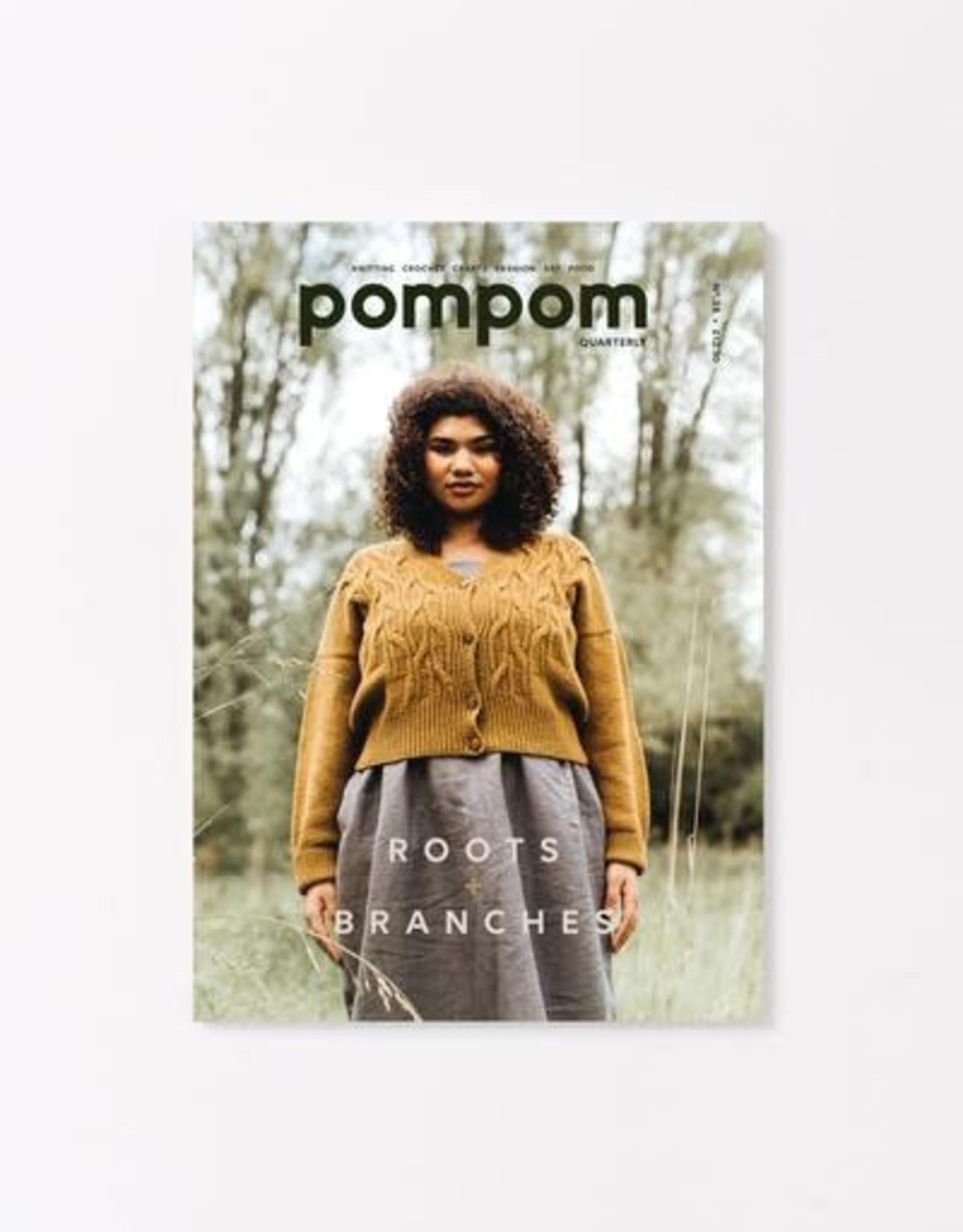 Pompom Pom Pom Quarterly Magazine