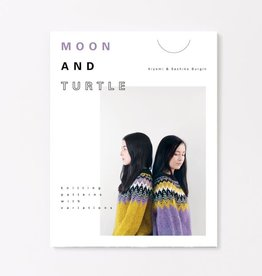 Pompom Moon and Turtle