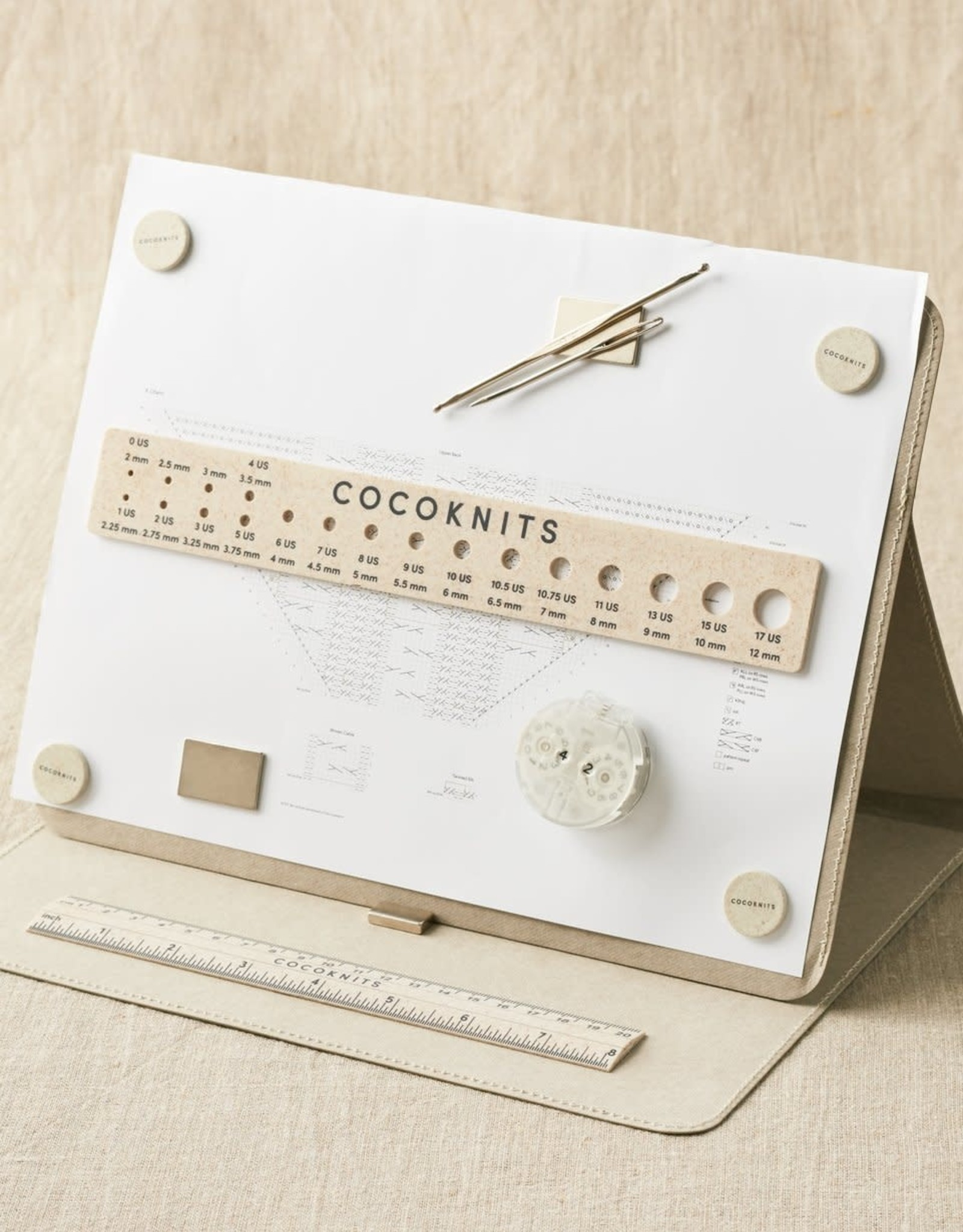 Coco Knits Makers Board
