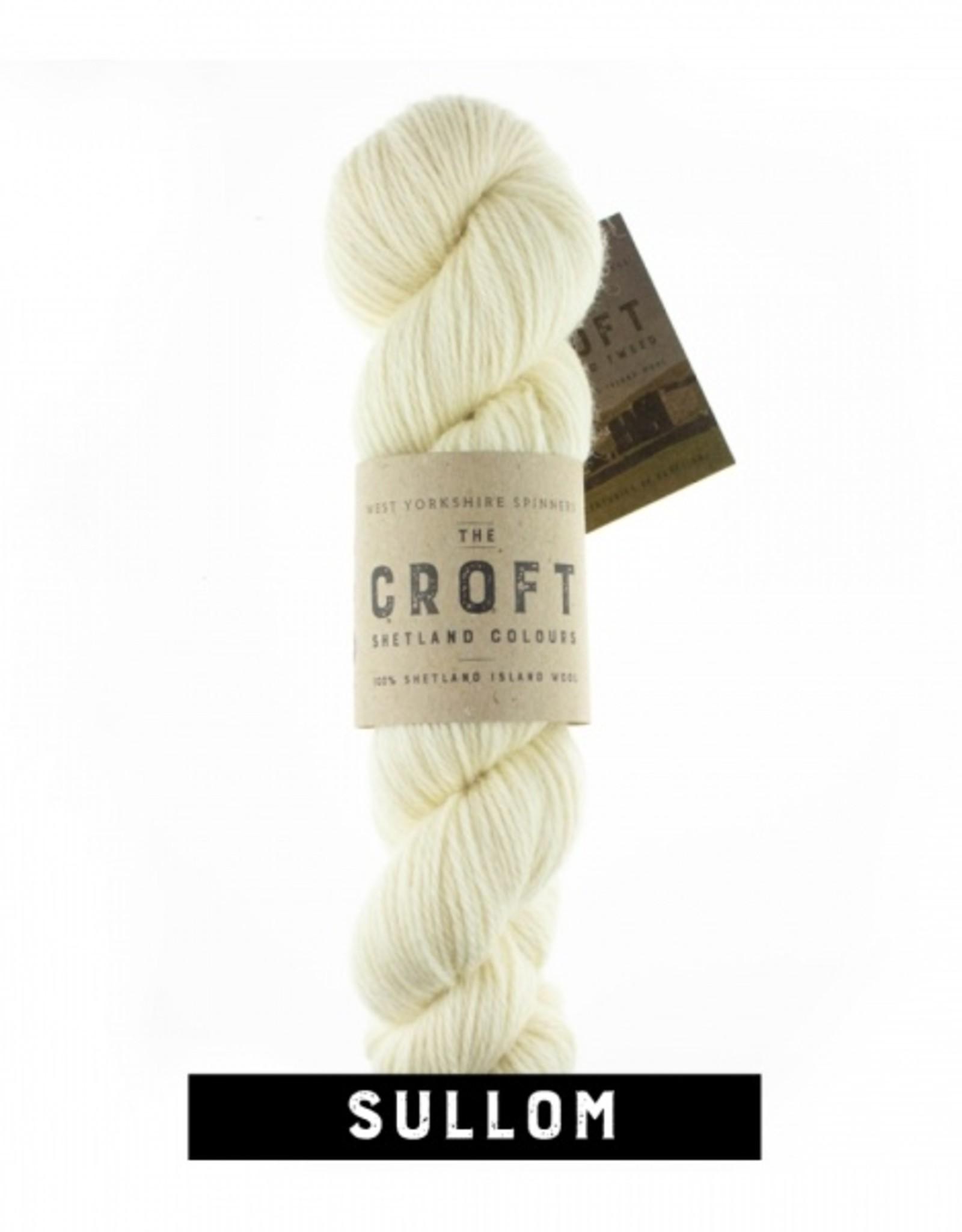Sirdar West Yorkshire Spinners Croft Shetland Tweed
