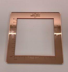 Katrinkles Katrinkles 4 inch Custom Mirror Gauge Ruler