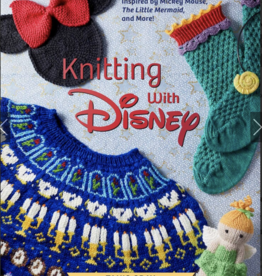 Wholesale Craft Books Easy Knitting with Disney by Tanis Gray