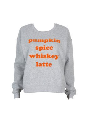 House Of Quirky Whiskey spice sweatshirt