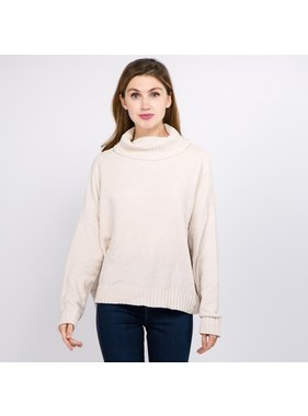 Judson & Co. Chenille turtleneck sweatere