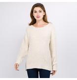 Judson & Co. Popcorn knit sweater