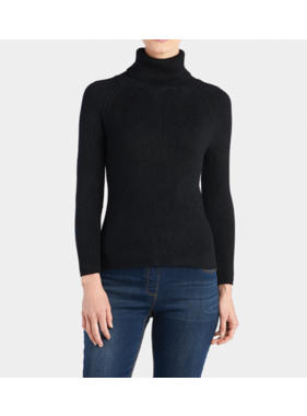 Coco & Carmen Cassidy ribbed turtleneck