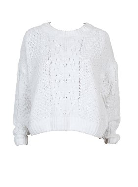 House Of Quirky Winters song knit sweater by Mink Pink