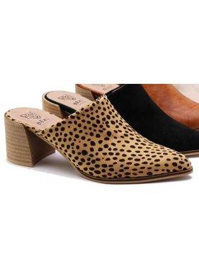 SOTD footwear Stephanie mule