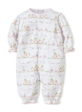 Kissy Kissy Baby girl Noah's print playsuit