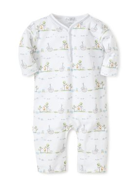Kissy Kissy Baby boy Noah's print playsuit