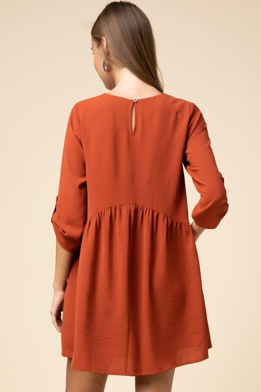 Entro Inc. Babydoll dress
