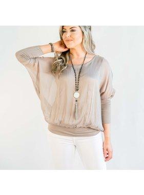 Cobblestone-Living Cassandra top